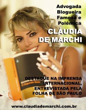 Cláudia De Marchi - Cortesã De Luxo