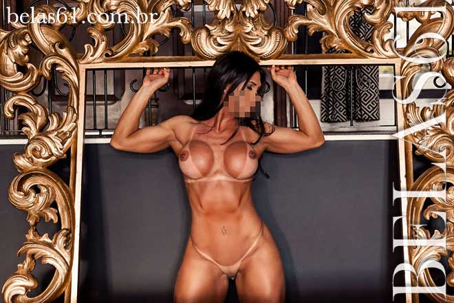 Fernanda Boaventura - Acompanhante DF