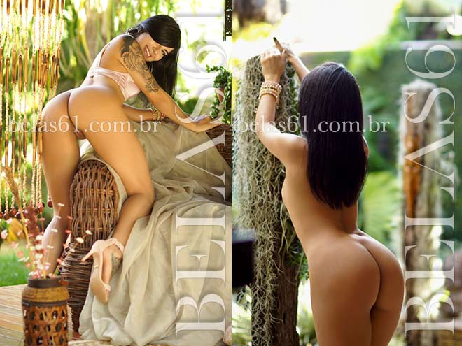 Acompanhante Alana Maxine - Garota De Programa De Luxo Brasilia