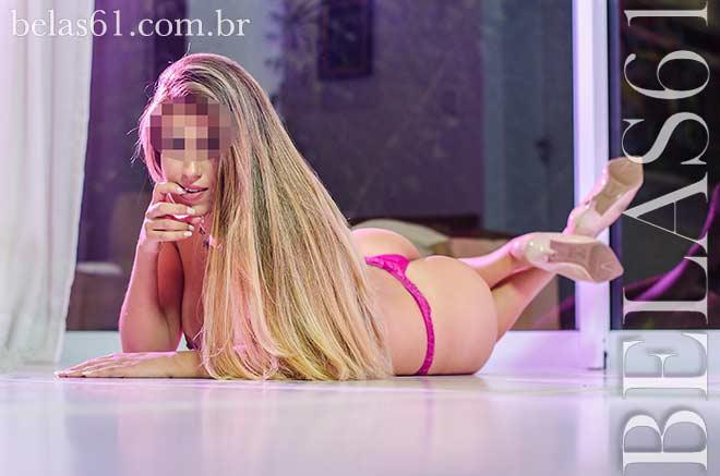 Acompanhante Emilly Bruhn - Garota de programa de luxo em Brasilia
