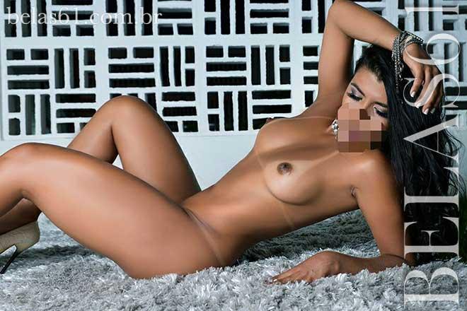 Acompanhante Selena Massoterapeuta - Massagistas eróticas Brasilia