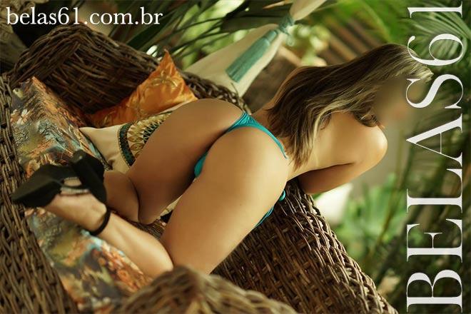 Acompanhante Duda Oliveira