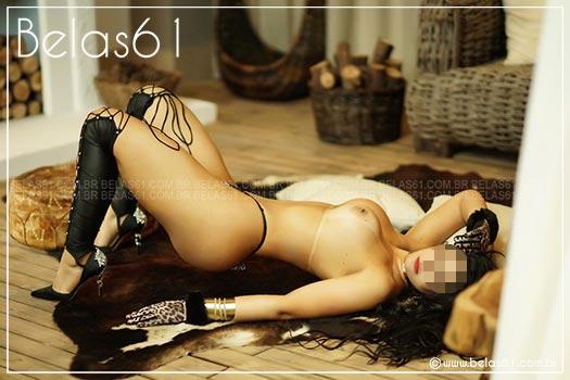 Acompanhante de luxo | Nicoli