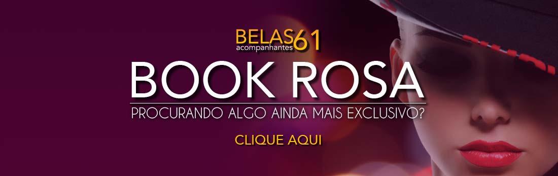 Acompanhantes Book Rosa Brasília DF